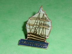 Pin's / Bateaux : Bateau , Voilier , Amerigo Vespucci   TB2U - Boats