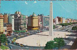 Argentina Argentine Buenos Aires Argentinie Obelisco Obelisk (Damaged) - Argentine