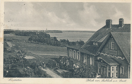 NEUSTETTIN / Szczecinek - 1932 ,  Seeblick - Pommern