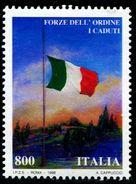 IT0982 Italy 1998 Standard National Flag 1V MNH - 6. 1946-.. Republic