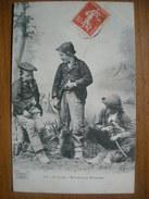 (enfants) En Savoie. Montreurs De Marmottes, 1909, TBE. - France