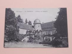 THENON - Château Du BASTY Dordogne ( Bessot ) Anno 1925 ( Voir Photo Svp ) ! - Périgueux