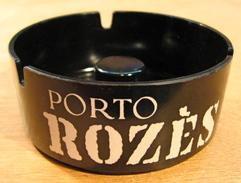 CENDRIER PORTO ROZES / MEBEL ITALY - Ashtrays