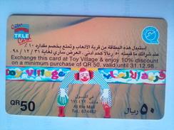 QR 50 Toy Village - Qatar