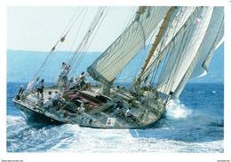 MARIETTE OF 1915 (1915) - Schoner (modern Card) - Segelboote