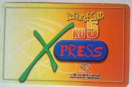 K D 5 Xpress Remote - Kuwait