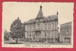 Halanzy - L'Hôtel De Ville ( Voir Verso ) - Aubange