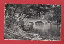 Resteigne Sur Lesse  --Le Nouveau Pont Sur La Rivière - België