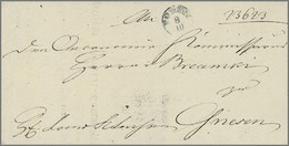 56 Sanitaets Stempel - [1] ...-1849 Prephilately