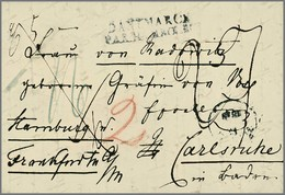 96 Incoming-Mail, 1848 - Germany
