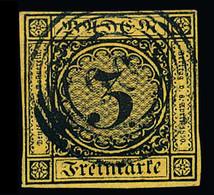 120 3 Kr. Schw./dunkelgelb - Germany