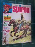 CLIP916 :  Couverture SPIROU Avec JESS LONG  Dessiné Par JIJE  , Découpée Dans Une Revue SPIROU Des Années 70/80 . - Jess Long