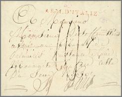 4499 1807, Französ. Armeepost - Italy