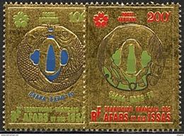 Afars, PA N° 064 à N° 065** Y Et T, 64 / 65 - Afars Et Issas (1967-1977)