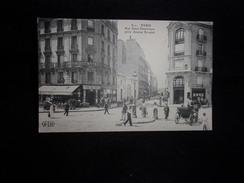 Paris 07. Rue Saint - Dominique , Prise Avenue Bosquet .Le Balayeur Des Rues . Société Générale  .Voir 2 Scans . - District 07