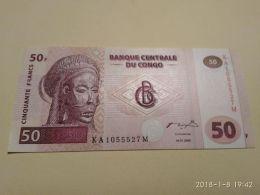 50 Francs 2000 - Republic Of Congo (Congo-Brazzaville)