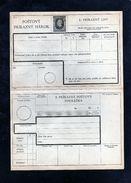 53-SLOVAKIA 1940 -POSTAGE STAMP -POST COMMANDMENT SHEE-STAMP ANDREJ HLINKA - Nuovi