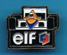 PIN'S //   ** ELF ** FORMULE 1 ** - F1