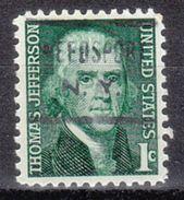 USA Precancel Vorausentwertung Preo, Locals New York, Weedsport 622 - Vereinigte Staaten