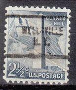 USA Precancel Vorausentwertung Preo, Locals New York, Wellsville 704 - Vereinigte Staaten