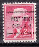 USA Precancel Vorausentwertung Preo, Locals New York, West Coxsackie 714 - Vereinigte Staaten