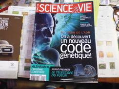 SCIENCE ET VIE N°1117 - Sciences