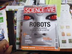 SCIENCE ET VIE N°1166 - Sciences