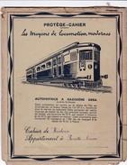 "( Protège-cahiers 2.2) Protège-cahiers / ""les Moyens De Locomotion"" - Book Covers"