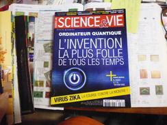 SCIENCE ET VIE N°1182 - Sciences