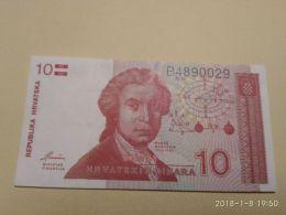 10 Dinara 1991 - Croazia