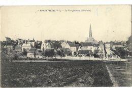 Fondettes - La Vue Générale (côté Ouest) - Fondettes