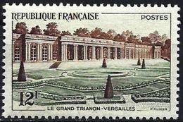 France 1956 - Versailles : Castle  : Le Grand Trianon ( Mi 1087 - YT 1059 ) MNH** - France