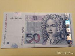 50 Kuna 2002 - Croazia