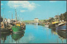 The Harbour, Eyemouth, Berwickshire, C.1970s - Photo Precision Postcard - Berwickshire