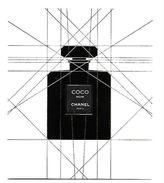 """Carte Parfumée """"Coco Noir"""" Chanel - Perfume Cards"""