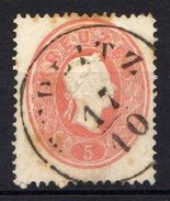 Österreich 1860 Mi 20, Gestempelt [090118XVIII] - Usados