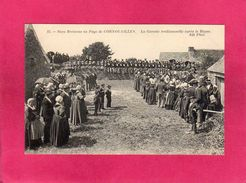 29 Finistère, Noce Bretonne En Pays De Cornouailles, La Gavotte, Animée, (ND Phot) - Non Classés