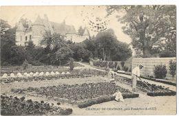Château De Chatigny Près De Fondettes - Fondettes