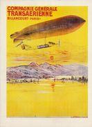 Aviation - Cie Générale Transaérienne, Billancourt - Paris - Publicité