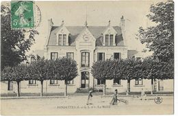 Fondettes - La Mairie - Fondettes
