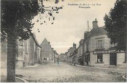 Fondettes - La Rue Principale - Fondettes