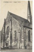 Fondettes - L'Eglise - Fondettes