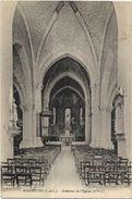 Fondettes - Intérieur De L'Eglise - Fondettes