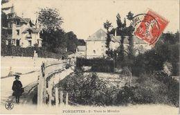 Fondettes - Vers Le Moulin - Fondettes