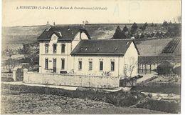 Fondettes - La Maison De Convalescence (côté Ouest) - Fondettes