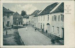 AK Heinsberg Randerath, Marktplatz, Ca. 1910er Jahre (28190) - Heinsberg