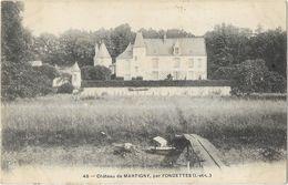 Château De Martigny, Par Fondettes - Fondettes