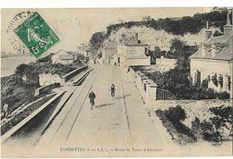 Fondettes - Route De Tours à Langeais - Fondettes