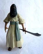 INDIANA JONES - RAIDERS OF THE LOST ARK - HASBRO 2008 - CAIRO HENCHMAN (2) - Figurines