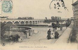 Fondettes - Le Pont De La Motte - Fondettes